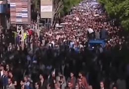 2018 Iranian Protests
