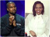 Candace Owens and Kanye West