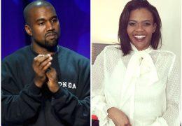 Candace Owens and Kanye West