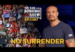The Best Dan Bongino Episode to Save America