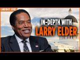 California Governor Challenger to Gavin Newsom, Larry Elder